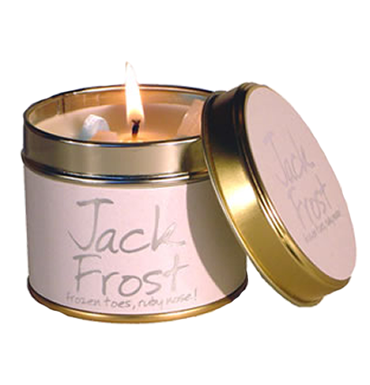 Aromatic candles logo png. Lily flame jack frost