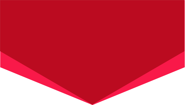 Arrow banner png. Red