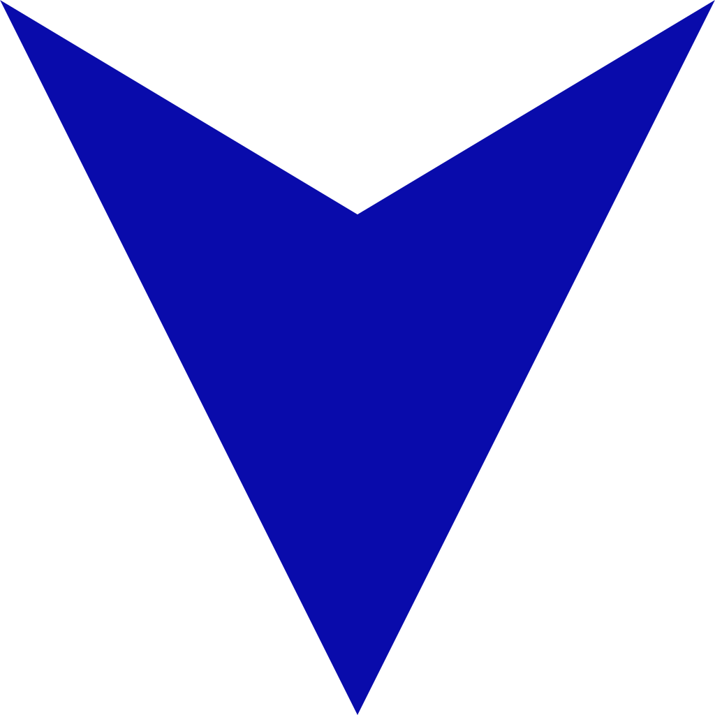 Arrow blue png. File down svg wikipedia