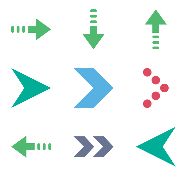 arrow design png