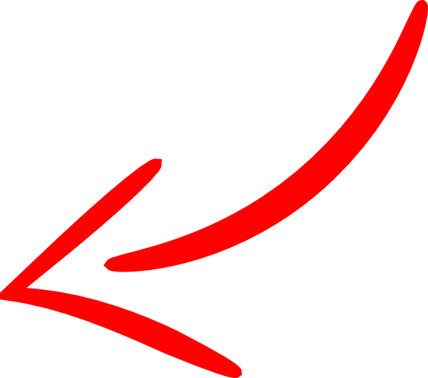 Hand drawn red arrow png. Download free images icons
