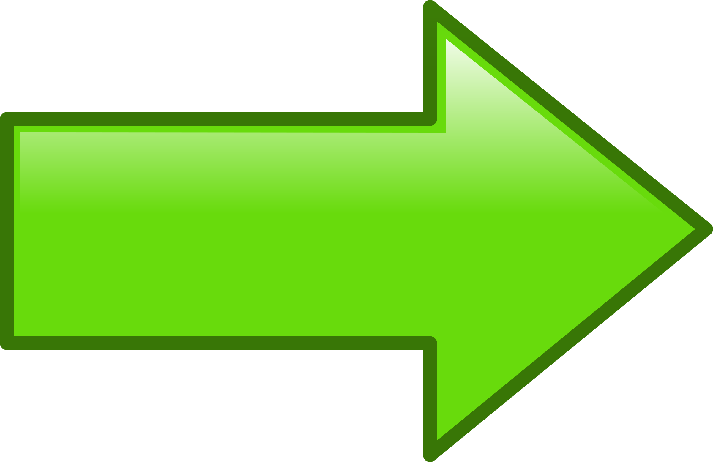 Green arrow .png. Simple way icons png