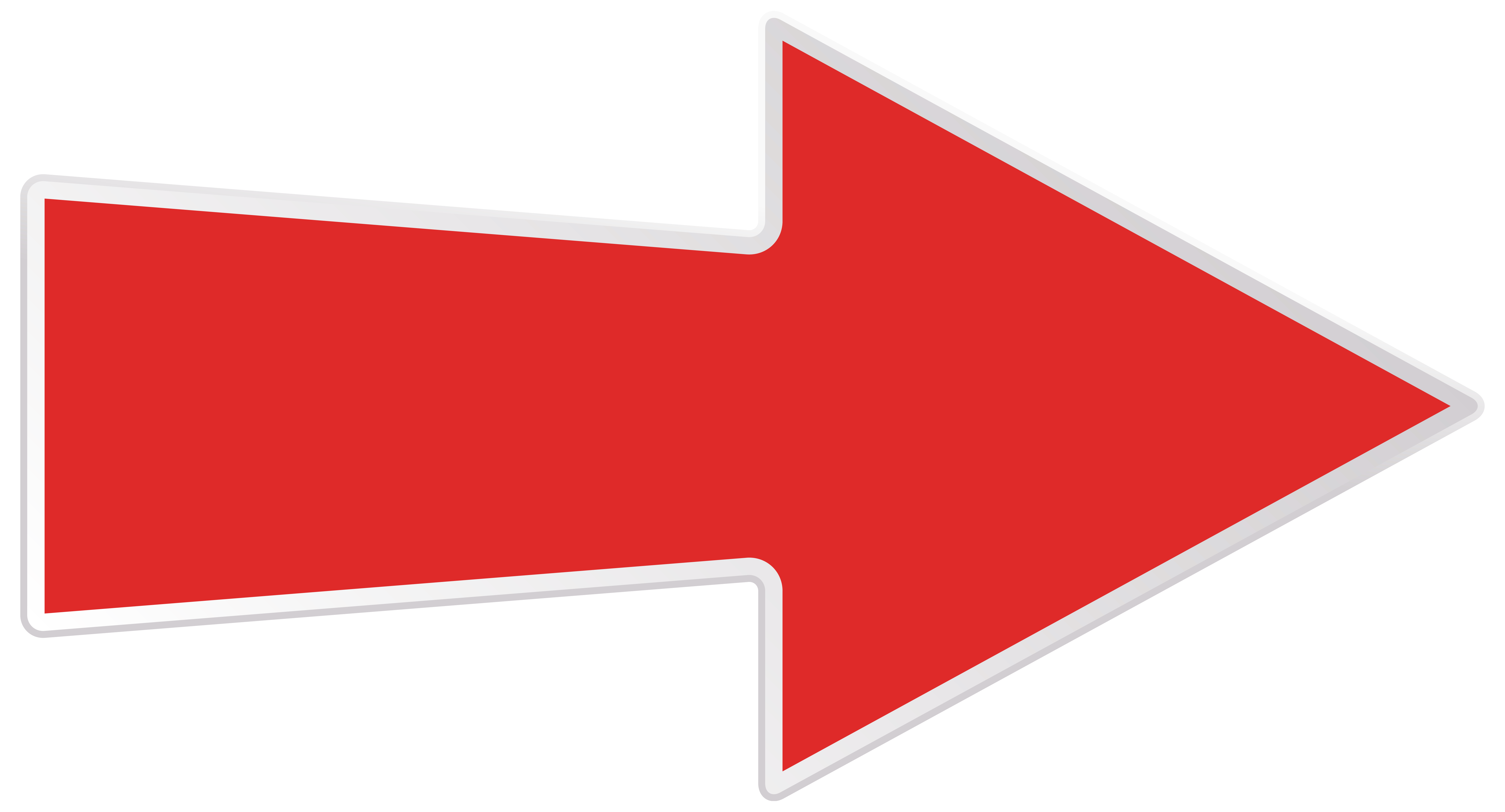 Transparent clip art image. Red right arrow png picture freeuse stock