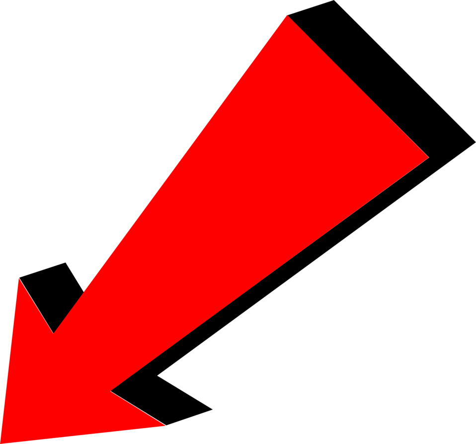 arrow pointing png