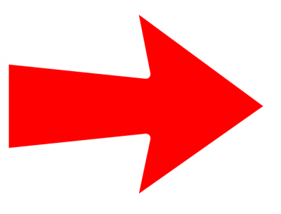 Red arrow transparent png. Download free image and
