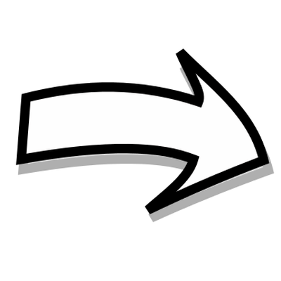 Arrow png transparent. Arrows images stickpng bw
