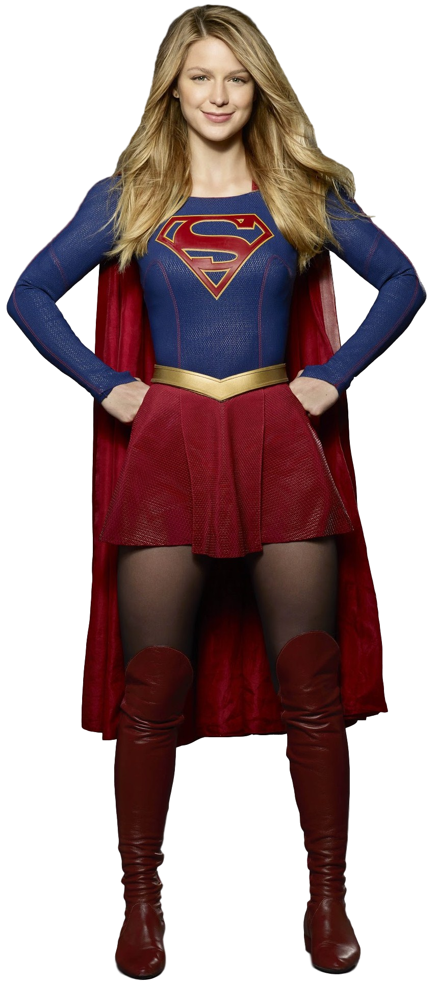 cw supergirl png