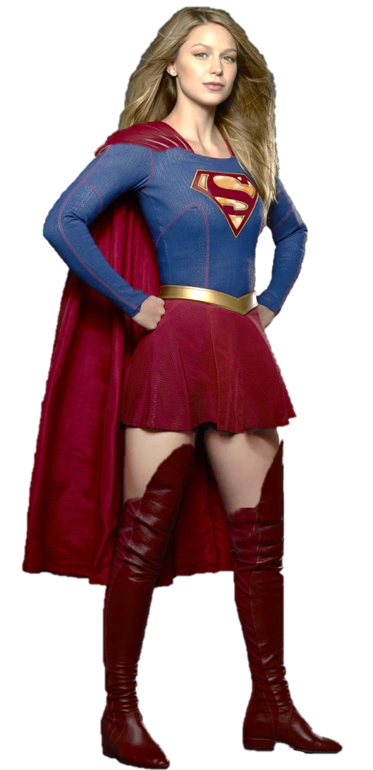 supergirl tv png