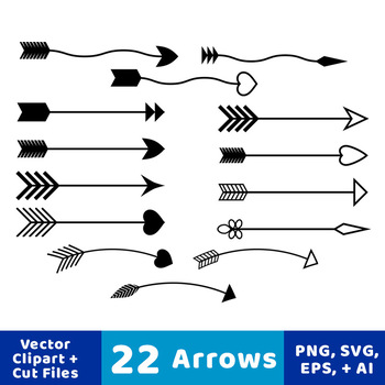 Boho clipart arrow. Arrows tribal clip