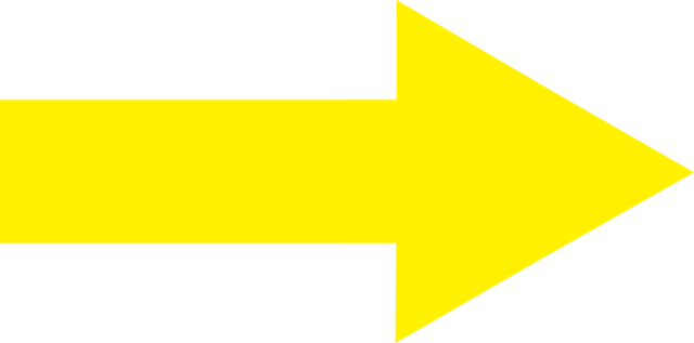 Yellow arrow png. File right wikimedia commons