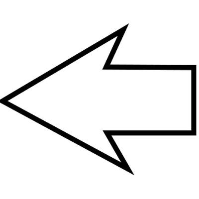 Transparent arrow png. Arrows images stickpng bw