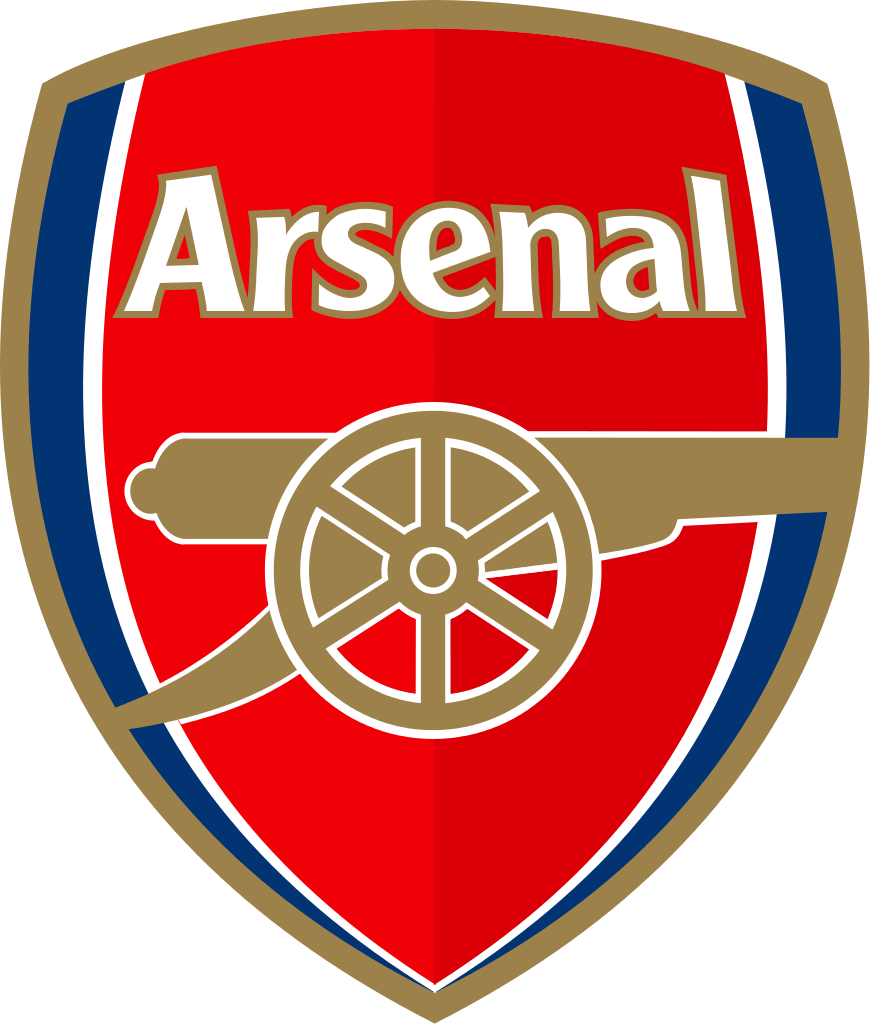 Arsenal logo transparent stickpng. Crest png clear background picture black and white stock