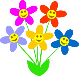 Art clipart spring. Clip flowers craft get