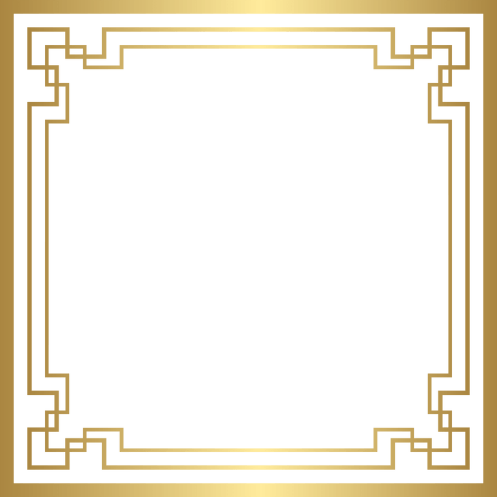 Art deco border png. Images in collection page