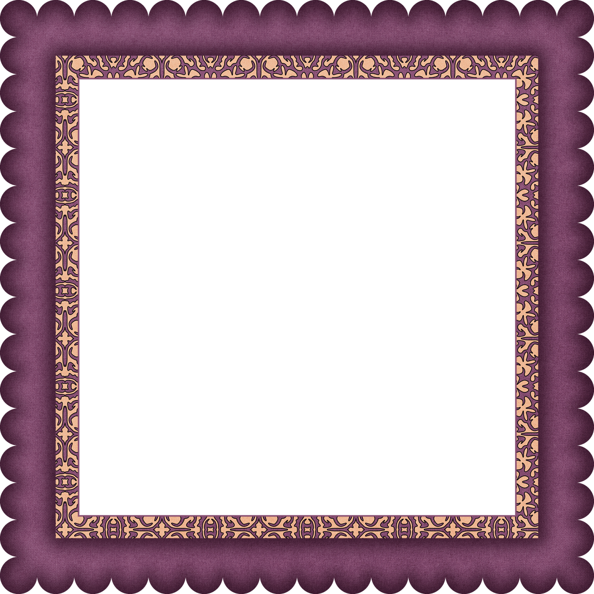 Frame art png. Pink gallery yopriceville high