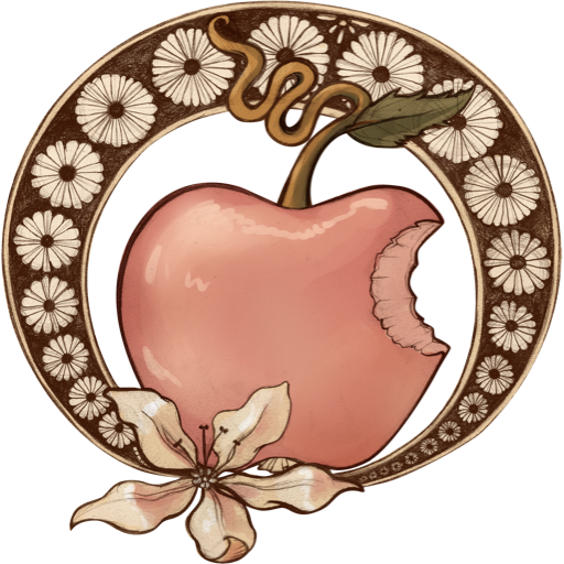 Art nouveau png. Apple icon iconset linebirgitte