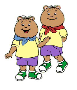Arthur transparent cartoon character. Characters the tibble twins