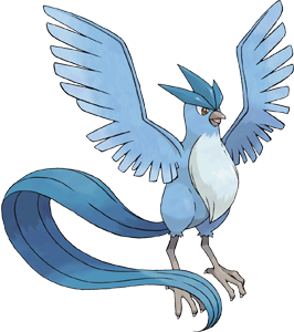 Pok dex stats moves. Articuno transparent banner royalty free stock