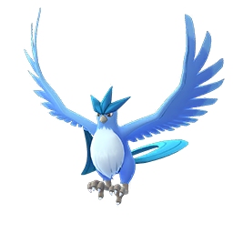 articuno transparent pokedex