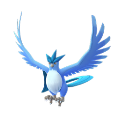 Articuno transparent 8 bit. Pokemon go wiki gamepress