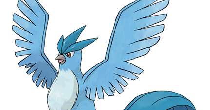 Articuno transparent 8 bit. Pokeblog gotta rate em