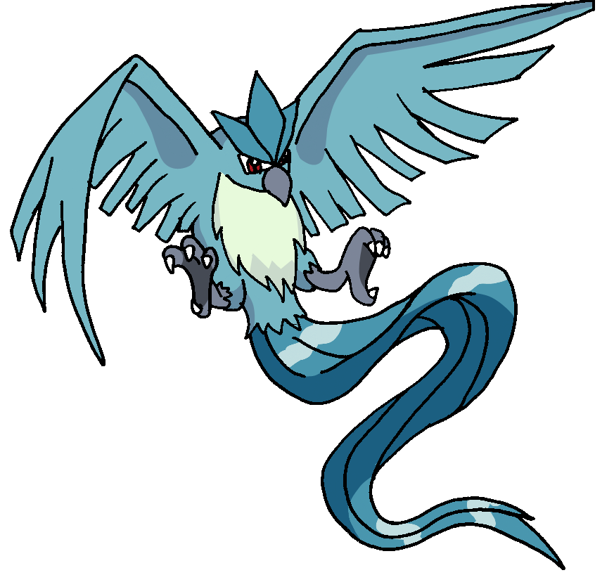 Articuno transparent avatar. Google search pinterest pok