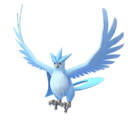 Articuno transparent cartoon