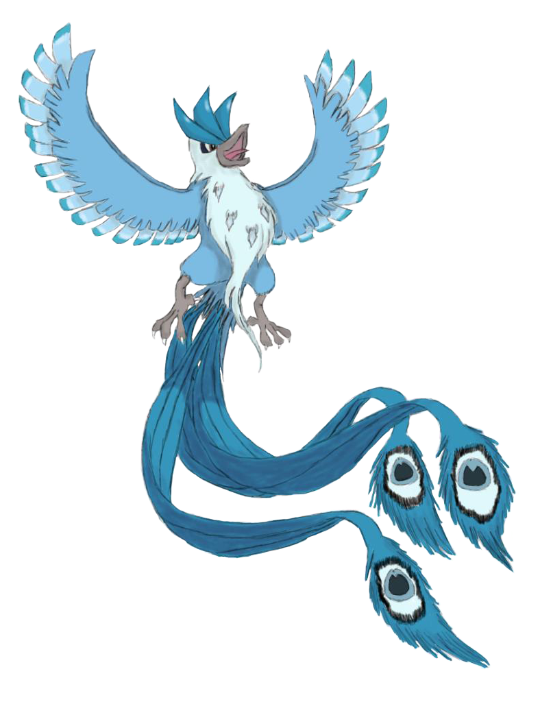 Articuno transparent drawing pokemon. Mega by indie calls