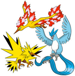 Zapdos drawing mythical. Legendary birds bulbapedia the