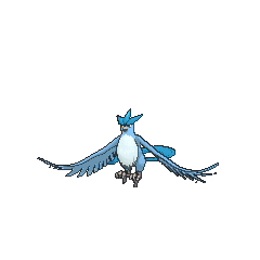 Articuno transparent gen. Pok mon bulbapedia the