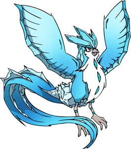 Articuno transparent mega evolution pokemon. Pok dex stats moves