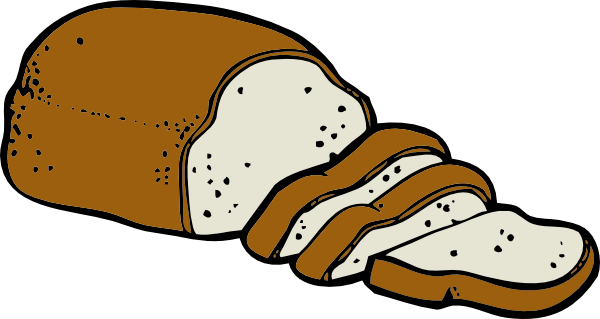 Bread cartoon png. Free loaf of image