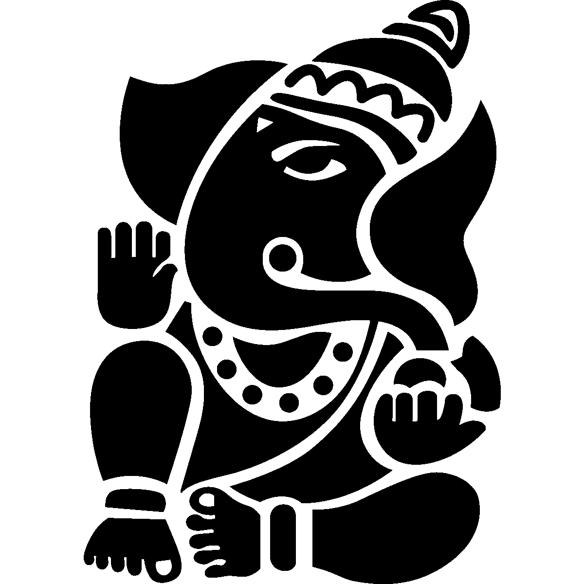 Artists Drawing Ganpati Transparent Png Clipart Free Download Ya