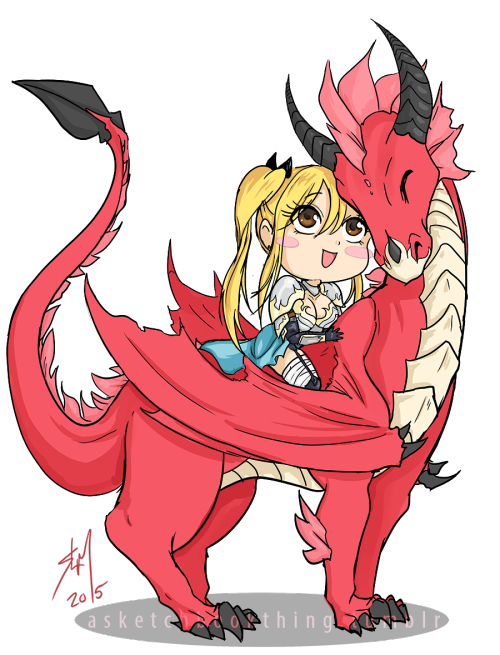 Chibi dragons are to. Pua drawing hard banner free download