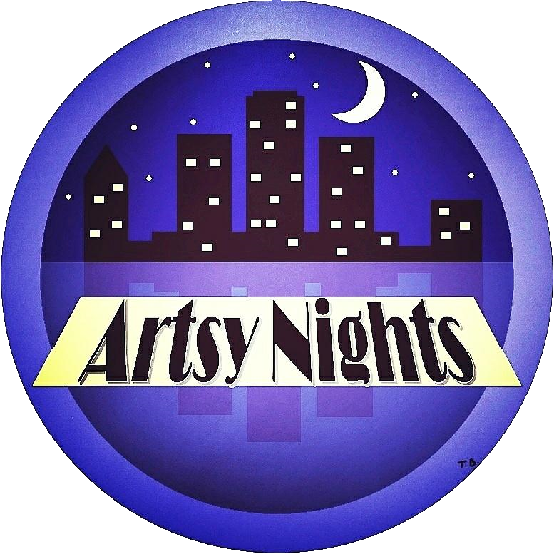 Artsy drawing creative. Nights colors professional fineliner