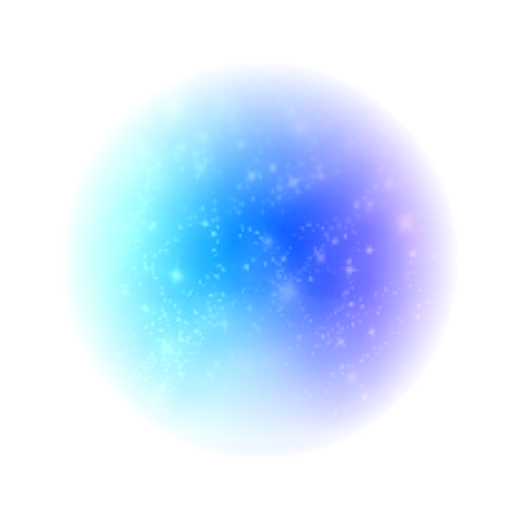 Artsy drawing galaxy. Collection of free stars