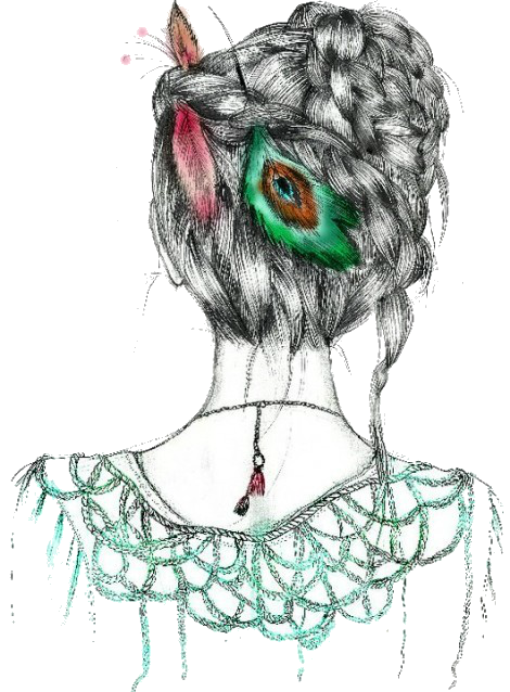 Artsy drawing graphic designer. Pin by fartsy hair