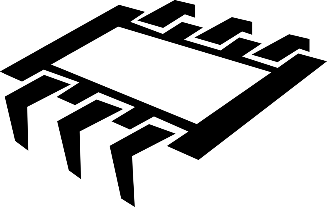 As vector enjoy intergrated. Computer chip integrated circuit