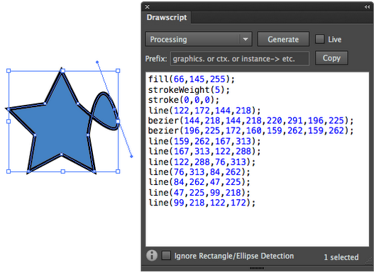 As3 vector. Just published drawscript a