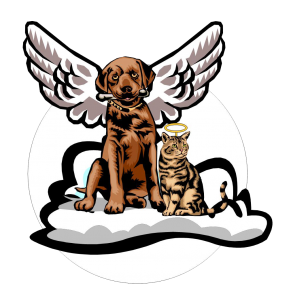 Ash clipart pet cremation. Heavenly animals services cremations