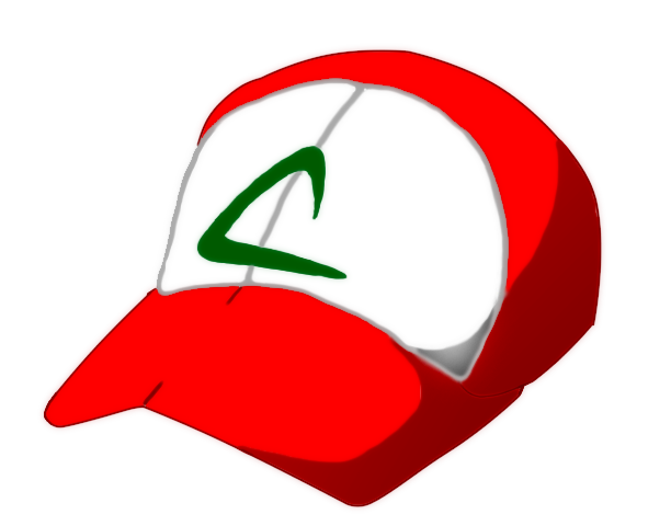 Ashes hat png. Ash s original by