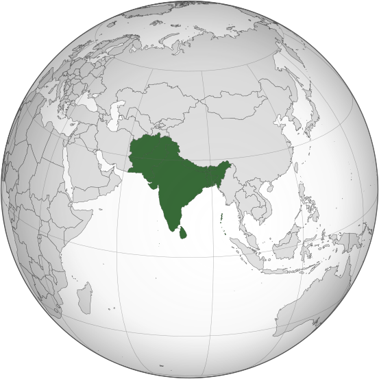 South wikipedia. Asia vector brown vector black and white stock