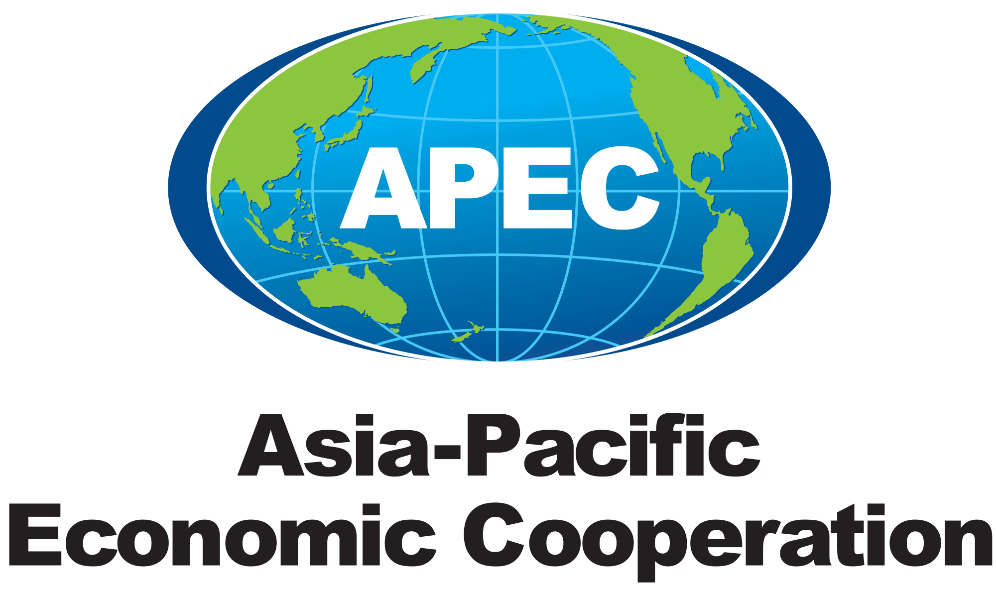 Asia vector business. Apec travel card what