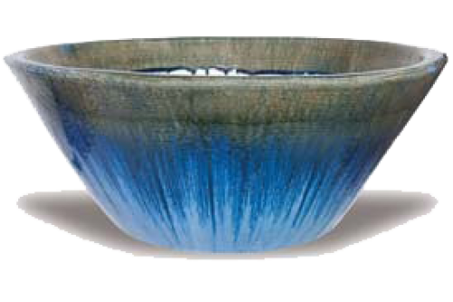 Asian bowl png. Outdoor ceramic planters glazed