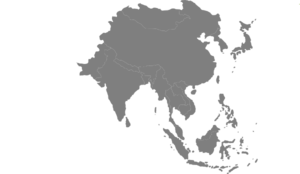 Asian clipart continent asia. Grey clip art at