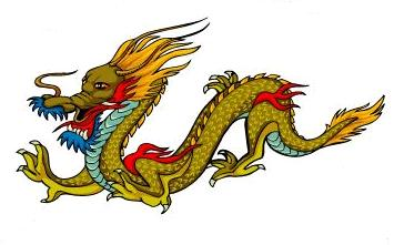 Chinese clipart dragon. Free of dragons perfect
