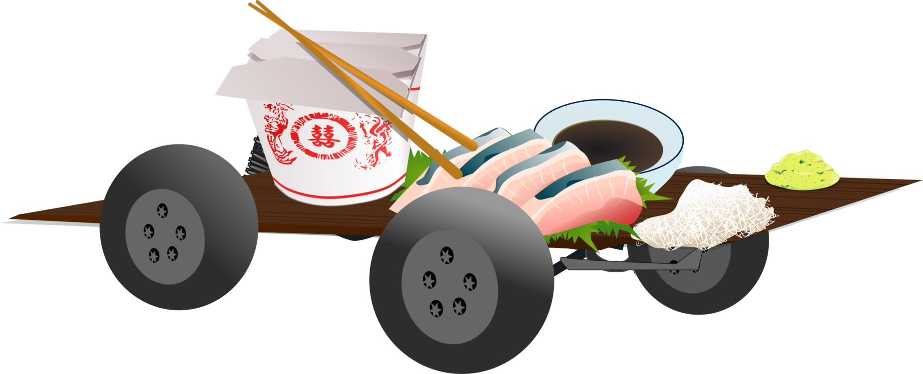 Asian clipart takeout chinese. Cuisine take out japanese
