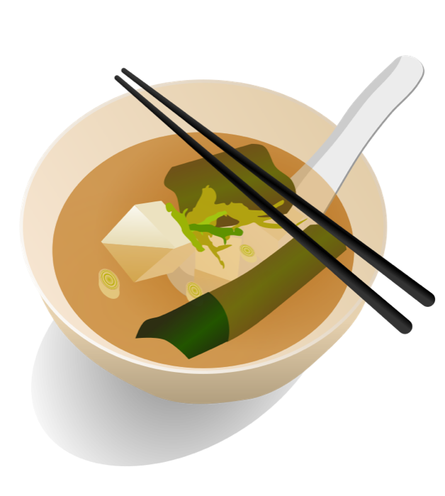 Asian clipart takeaway chinese. Miso soup png