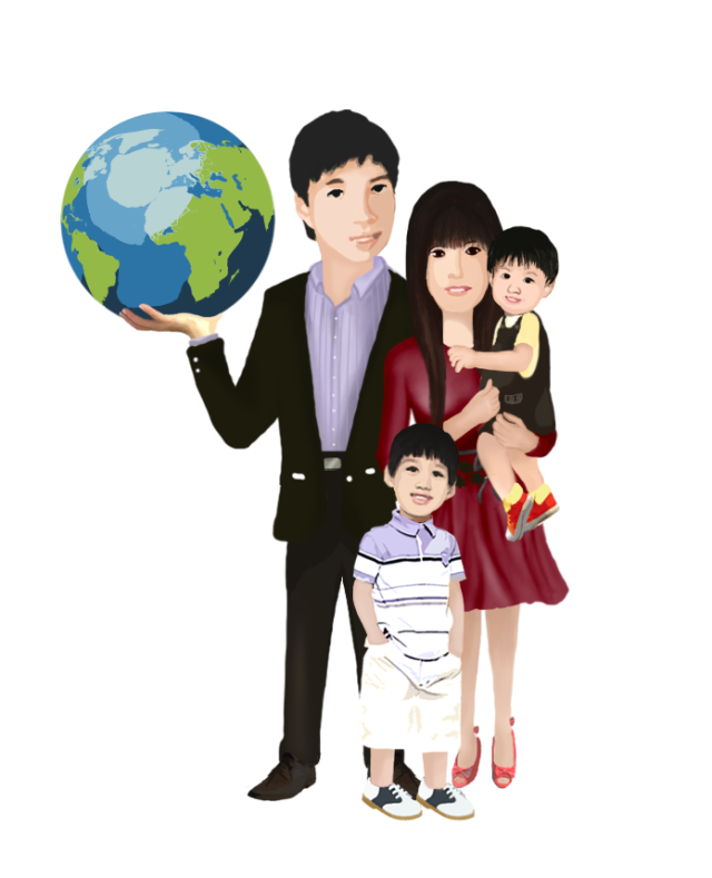 Asian mom png. S time out lifetime