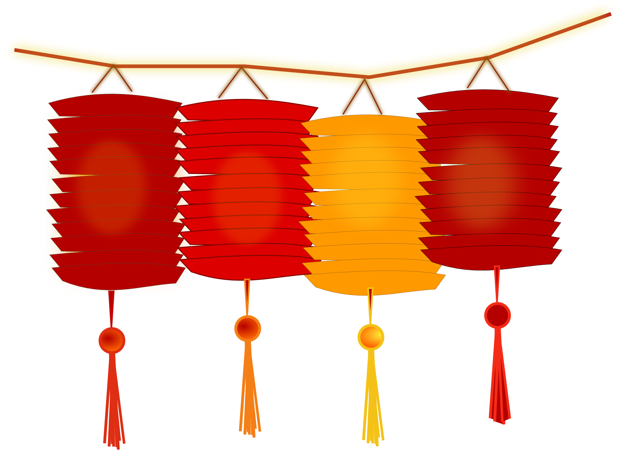 Asian ornaments png. Chinese new year hd